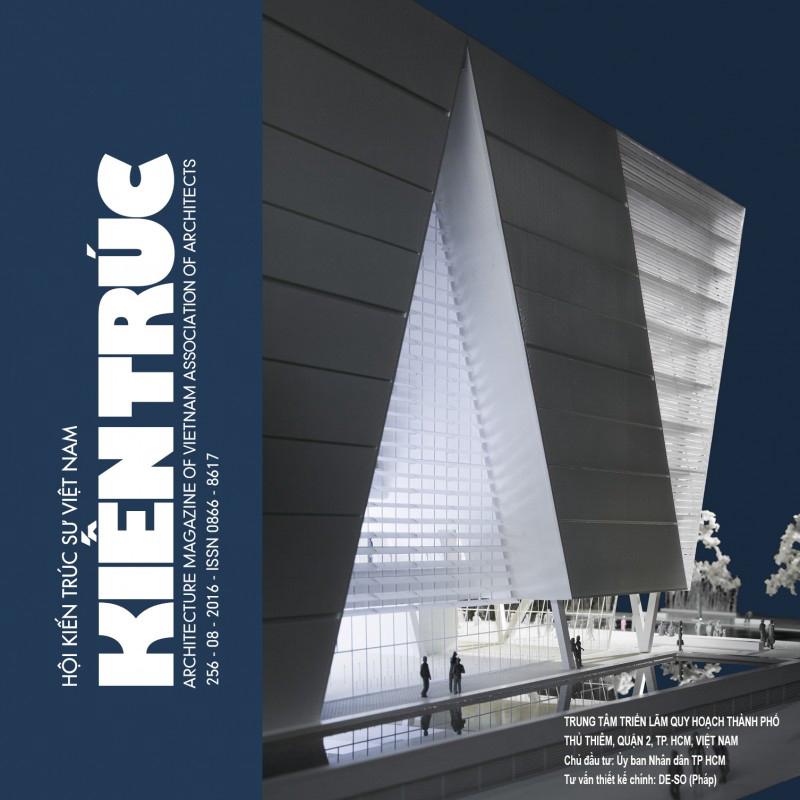 Tạp chí kiến trúc số 9 - 2016