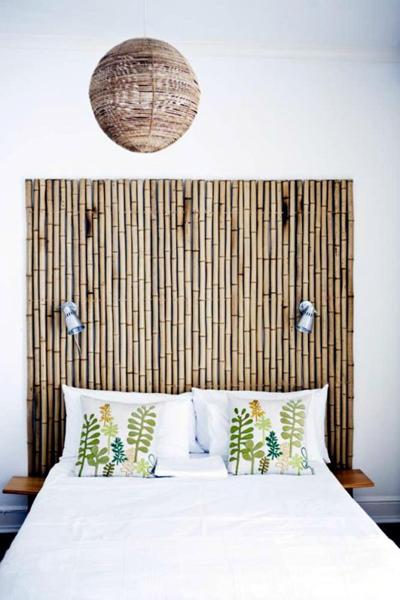 Bạn sẽ có cảm giác thư thái, thoải mái hơn khi trong phòng có thêm những chi tiết gần gũi với thiên nhiên.
