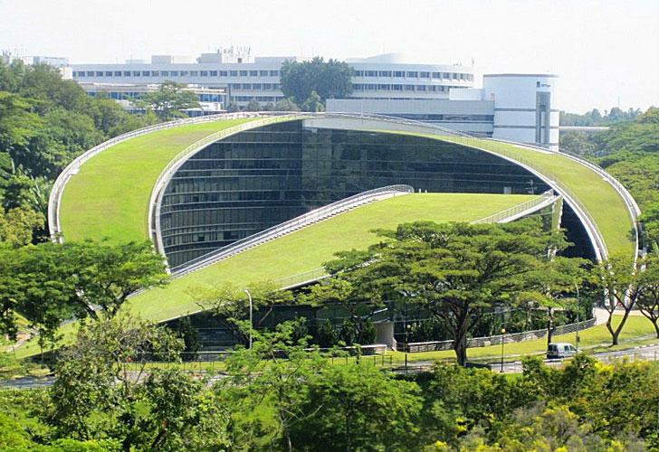 Trường Đại học Nanyang ở Singapore