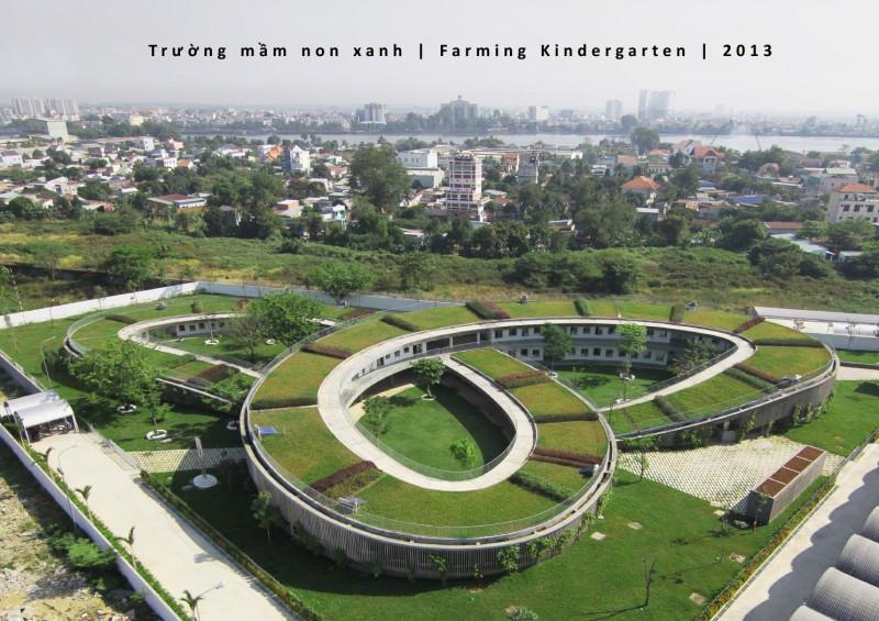 Trường Mẫu giáo Pouchen - Đồng Nai