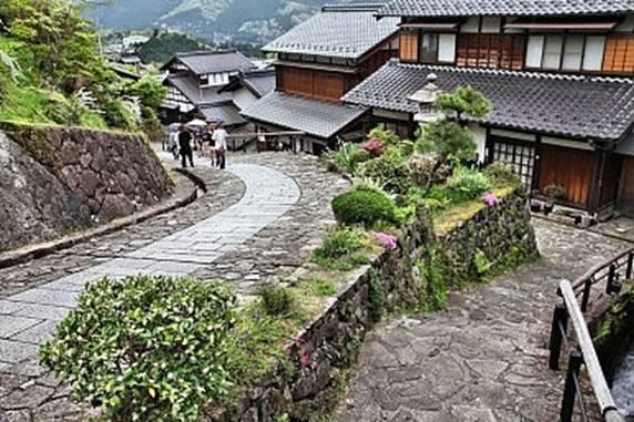 Nông thôn Nhật Bản (Ảnh: Thediplomat.com)