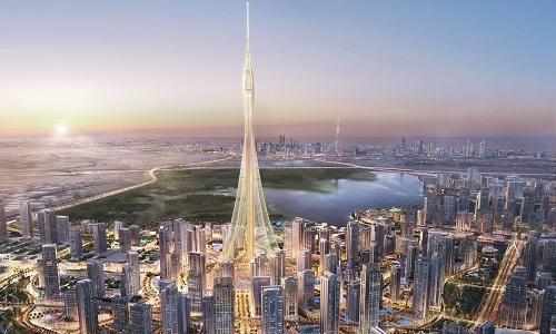 Thiết kế của tòa nhà The Tower (Ảnh: Wordpress)