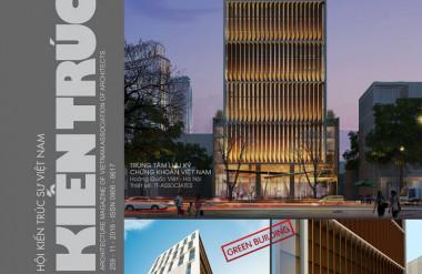 Tạp chí Kiến trúc số 11-2016