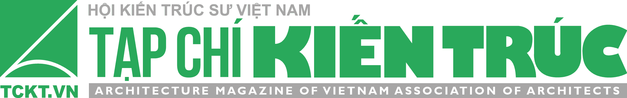 Logo Tạp chí Kiến trúc
