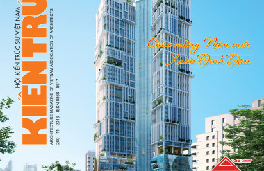 Tạp chí Kiến trúc số 12-2016