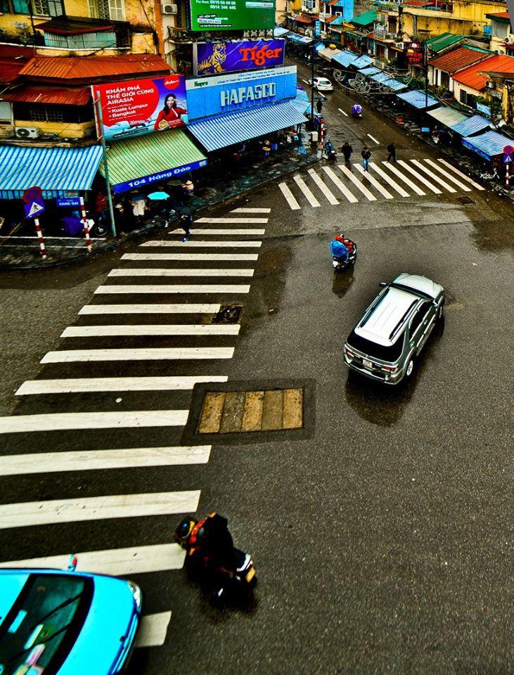 Yếu tố văn hoá trong không gian đi bộ ở Hà Nội