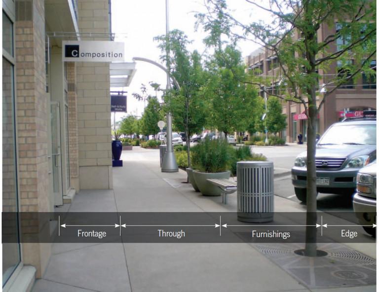 Vỉa hè – không gian công cộng dễ tiếp cận của cộng đồng