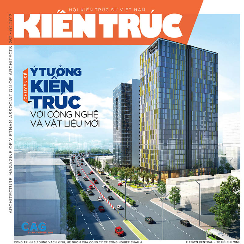 Tạp chí Kiến trúc số 2-2017