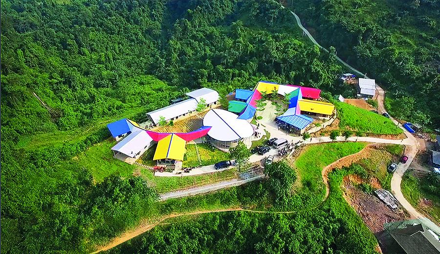 Tiểu học Lũng Luông (Thái Nguyên)