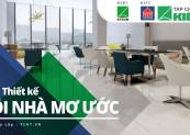 """Cuộc thi Thiết kế """"Ngôi nhà mơ ước"""" do Tạp chí Kiến trúc phối hợp với Tập đoàn Thạch Bàn tổ chức"""