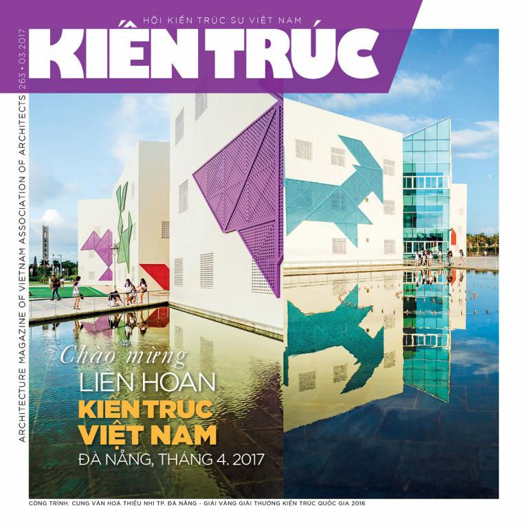 Tạp chí Kiến trúc số 3-2017