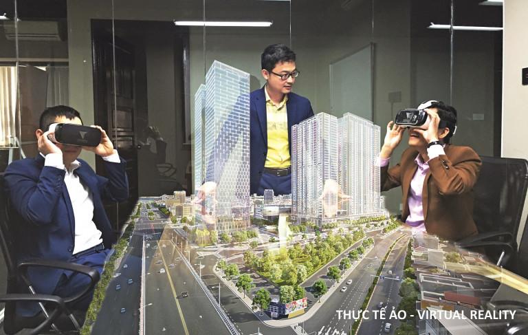 Thực tế ảo cuộc cách mạng cho trình diễn thiết kế kiến trúc tương lai?