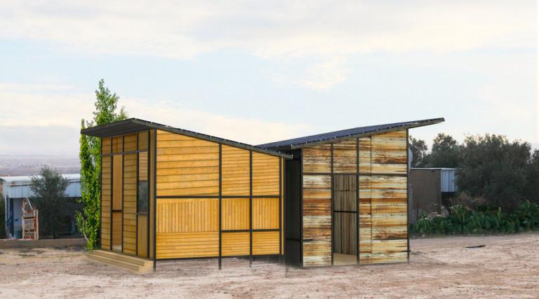 Phần mềm giúp người dân ở sa mạc xây nhà dễ dàng hơn