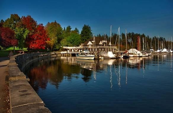 Vancouver – điển hình về quy hoạch đô thị bền vững