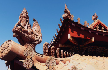 Ly Dynasty Typical Roof