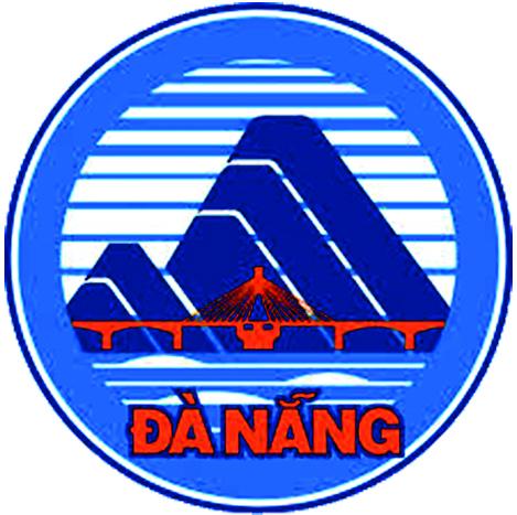Hình ảnh Ngũ Hành Sơn trên biểu trưng của Đà Nẵng