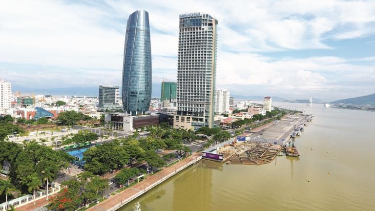 Trung tâm Hành chính Tỉnh Đà Nẵng (ảnh: Lê Phước Chin)