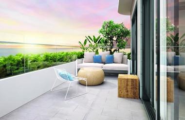 Thiết kế nội thất mang hơi thở biển khơi