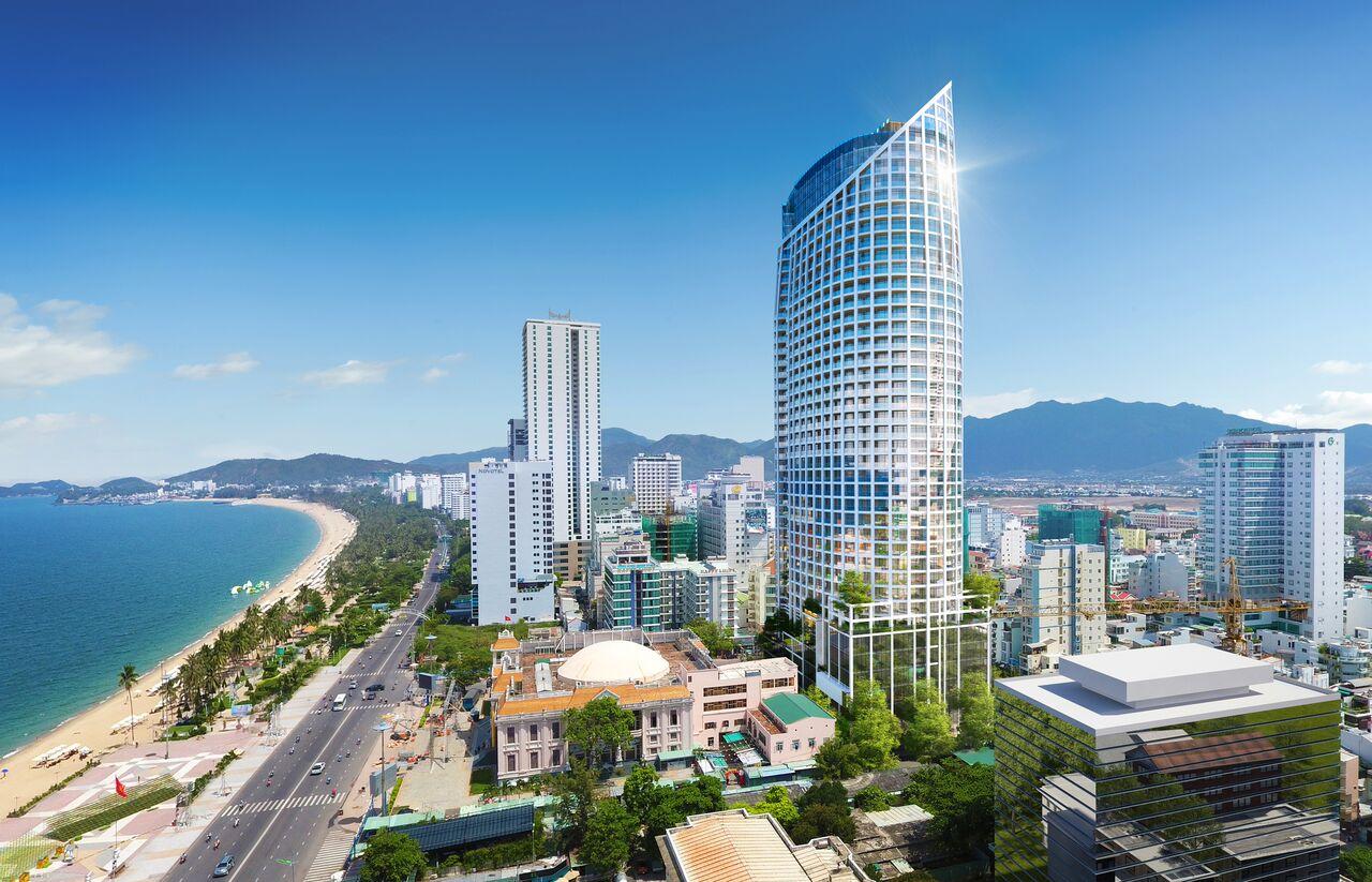 Công trình 'Khách sạn Panorama Nha Trang'