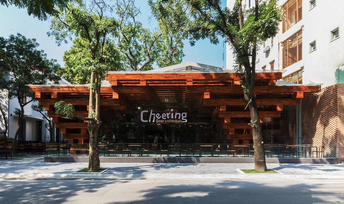 Nhà hàng Cheering - H&P Architects