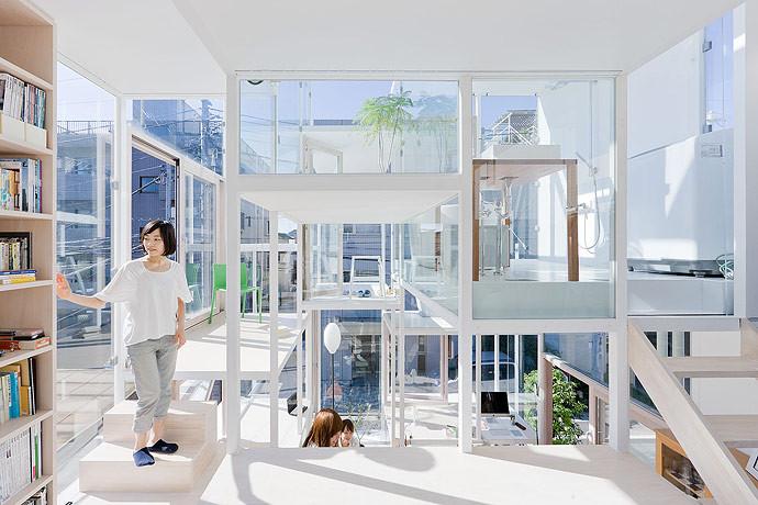 House NA / KTS Sou Fujimoto