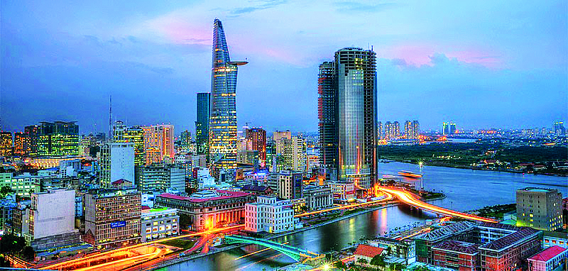 Lonely Planet включили Хошимин в список лучших мест Азии