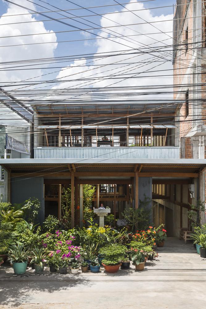 1 - Nhà ở Châu Đốc – Ngôi nhà mang đậm nét bản địa