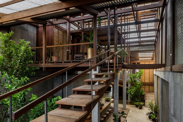 Nhà ở Châu Đốc – Ngôi nhà mang đậm nét bản địa