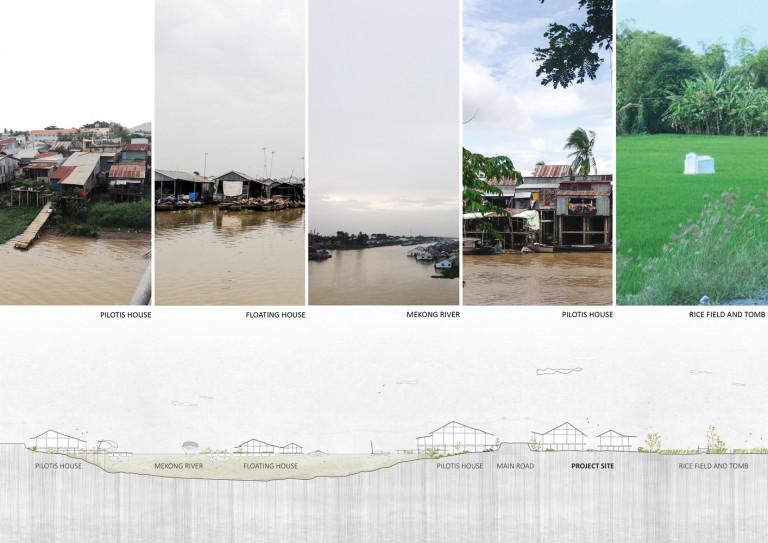 17A09003 tckt 04 768x543 - Nhà ở Châu Đốc – Ngôi nhà mang đậm nét bản địa