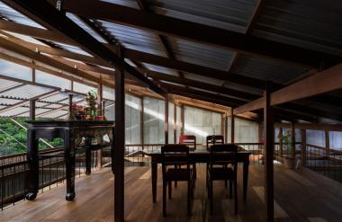 17A09003 tckt 08 380x247 - Nhà ở Châu Đốc – Ngôi nhà mang đậm nét bản địa