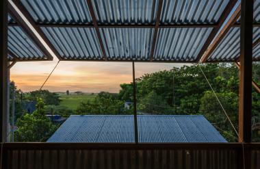 17A09003 tckt 10 380x247 - Nhà ở Châu Đốc – Ngôi nhà mang đậm nét bản địa