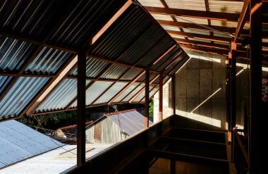 17A09003 tckt 28 380x247 - Nhà ở Châu Đốc – Ngôi nhà mang đậm nét bản địa
