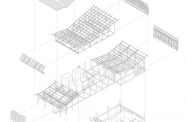 17A09003 tckt 37 380x247 - Nhà ở Châu Đốc – Ngôi nhà mang đậm nét bản địa