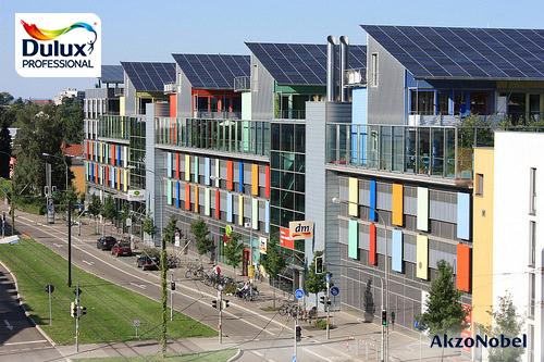 """Xây dựng công trình kiến trúc """"xanh"""" hướng đến tương lai bền vững"""