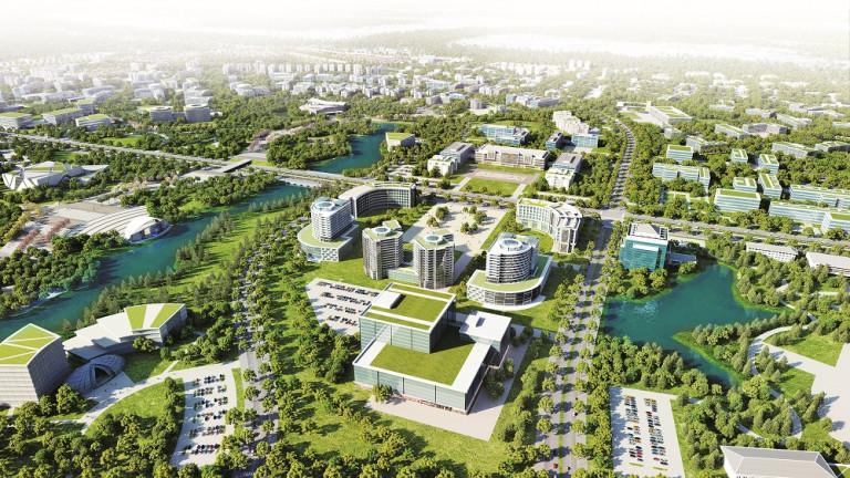 Các dự án tiêu biểu TP Thái Nguyên