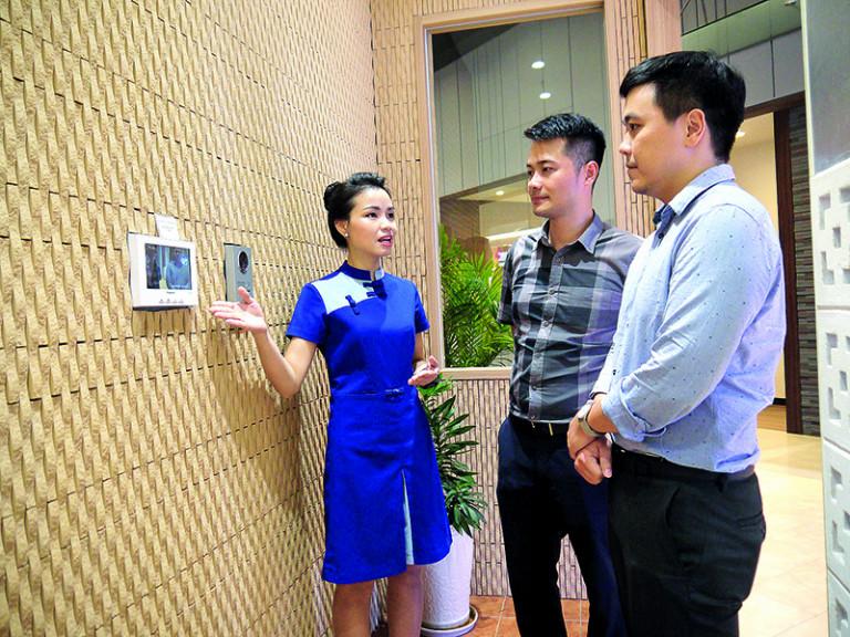 """Chuông cửa có hình Panasonic: """"Người giữ cửa kỹ thuật số"""" trong cuộc sống hiện đại"""