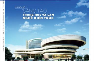 Tạp chí Kiến trúc số 8-2017