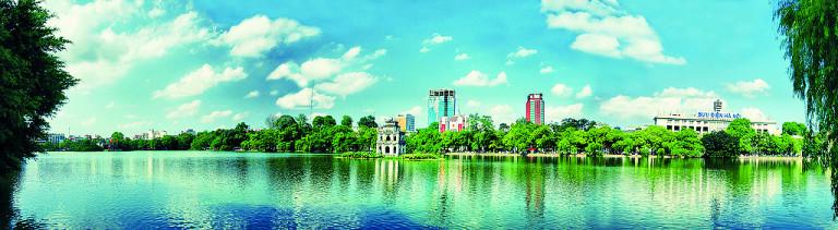 Ông Hoàng Công KhôiBí thư Quận ủy Quận Hoàn Kiếm: Định hướng chỉnh trang đô thị quận Hoàn Kiếm theo hướng bền vững