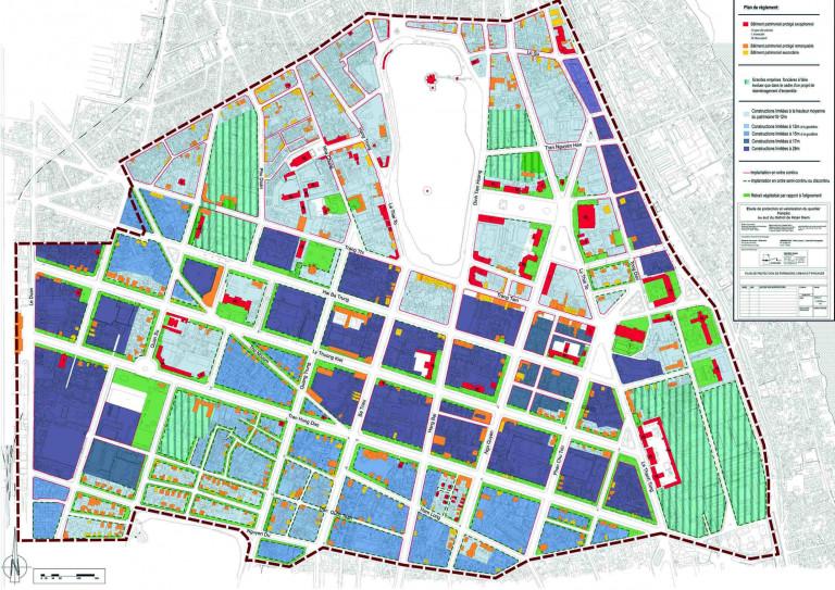 Di sản đô thị – thế mạnh để phát triển trung tâm thủ đô Hà Nội