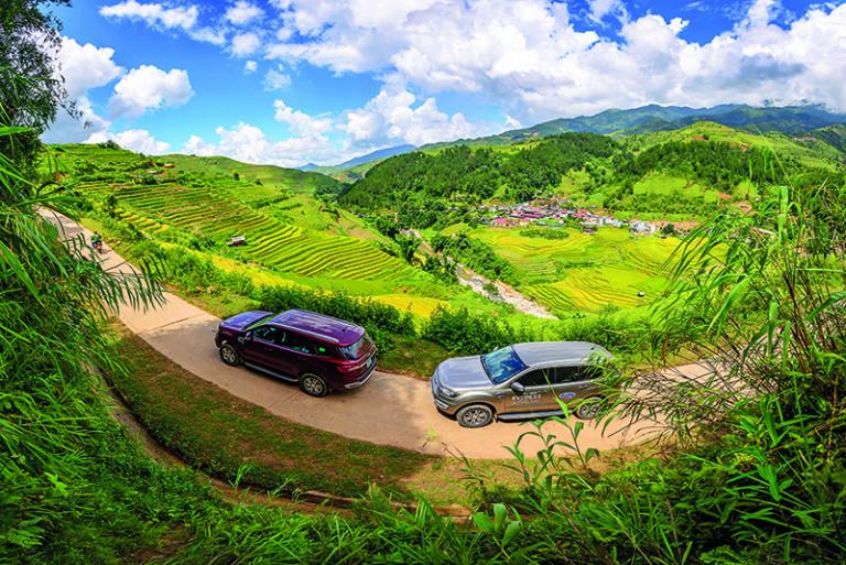 Ford Everest: Hơi thở của doanh nhân thời đại mới