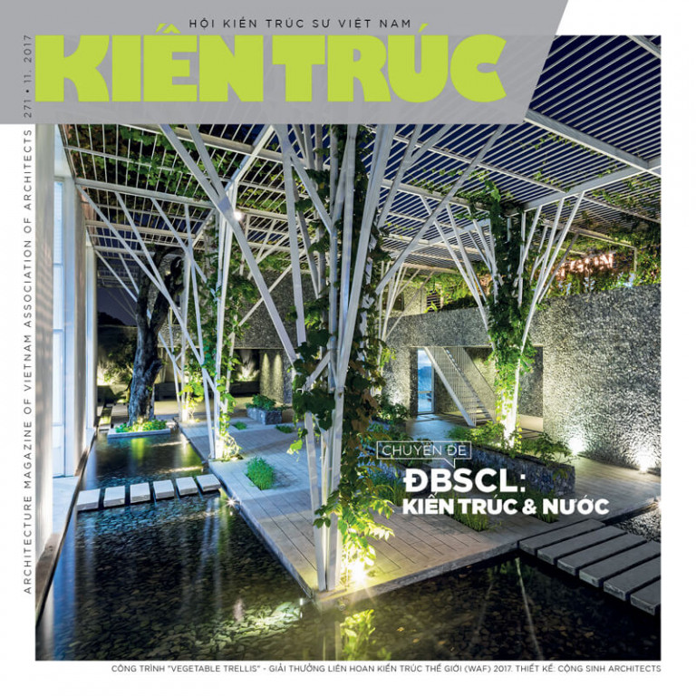 Tạp chí Kiến trúc Số 11 - 2017