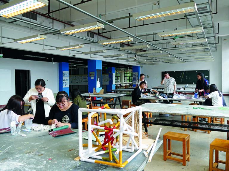 những khác biệt trong đào tạo ngành nghề thiết kế nội thất ở việt nam Những khác biệt trong đào tạo ngành nghề thiết kế nội thất ở Việt Nam h  ng cuong8 768x576