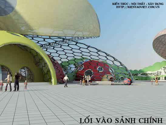 Yếu tố văn hóa – xã hội và kinh tế tác động của đến tổ chức không gian kiến trúc các cơ sở giáo dục mầm non tại vùng Đồng bằng sông Cửu Long