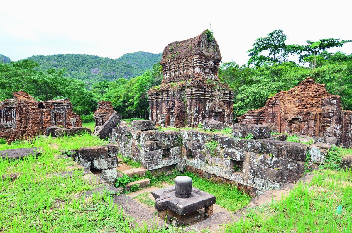 Những yếu tố cơ bản để Mỹ Sơn trở thành thánh địa của Vương quốc Champa -  Tạp chí Kiến Trúc