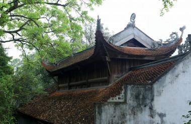 Kiến trúc chùa Bổ Đà có sự khác biệt so với các ngôi chùa truyền thống ở miền Bắc Việt Nam