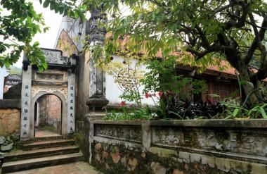 Toàn bộ chùa chính