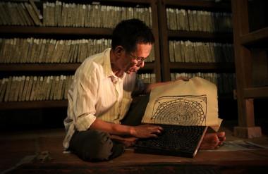 Ván kinh Phật cổ nhất Việt Nam