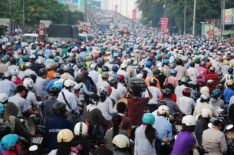 Các đô thị ở Việt Nam – chúng ta còn có quá nhiều việc cần phải giải quyết.