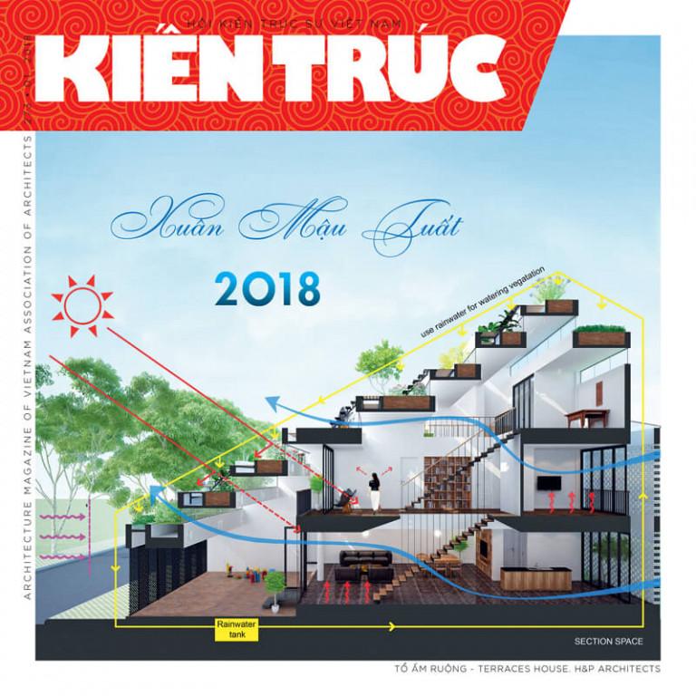 Tạp chí Kiến trúc - Số 01-2018