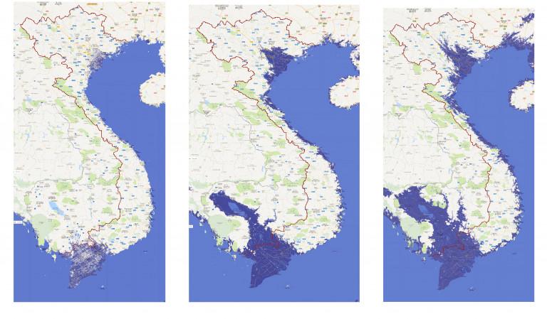 Giải pháp quy hoạch, kiến trúc các công trình xây dựng cơ bản theo kịch bản nước biển dâng ở Việt Nam